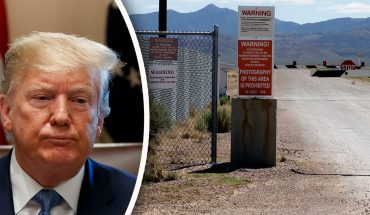 Jesse Watters: Here's why Trump probably hasn't been told anything about Area 51
