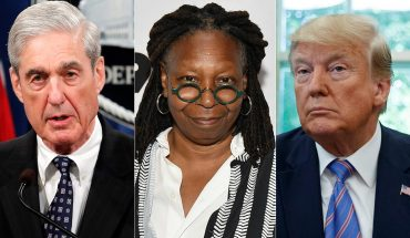 Whoopi Goldberg claims Trump wanted to distract from Mueller hearing with Cummings tweets