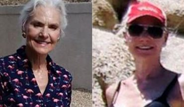 Barbara Thomas, 69, was last seen on July 12 hiking in the Mojave Desert about 20 miles north of Interstate 40 east of Kelbaker Road.