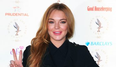 Lindsey Lohan posts naked mirror selfie to mark her 33rd birthday
