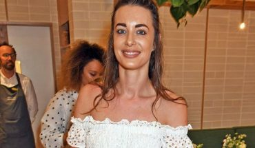 LONDON, ENGLAND - MAY 30: Emily Hartridge attends a VIP dinner hosted by Sweaty Betty to celebrate their new Selfridges shop at Hemsley + Hemsley in Selfridges on May 30, 2018 in London, England. (Photo by David M. Benett/Dave Benett/Getty Images)