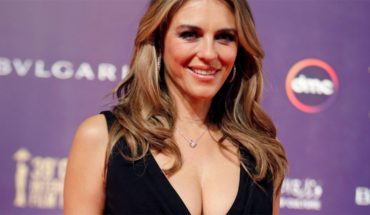 Elizabeth Hurley wishes a 'happy Independence Day to all Americans'