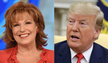 Behar: Trump like a 'cornered rat' running 'scared' amid feud with Dem congresswomen