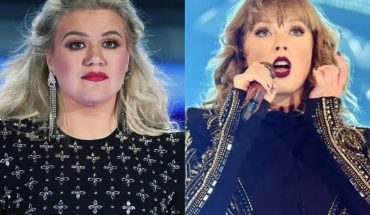 Kelly Clarkson supports Taylor Swift in feud against former record label, Scooter Braun over masters