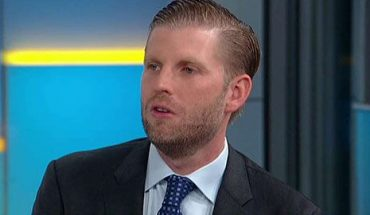 Eric Trump supports father's message to AOC's 'squad': 'If you don't love our country, leave'