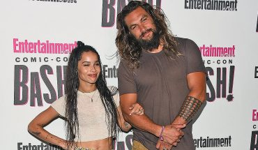 Jason Momoa shares NSFW approval of stepdaughter Zoe Kravitz's new husband