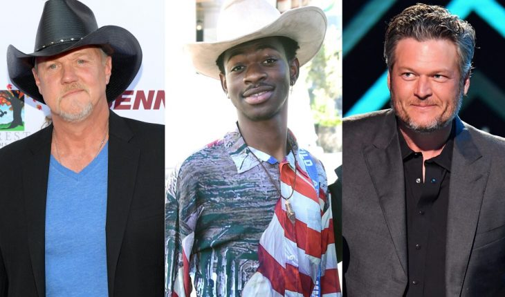 Blake Shelton denies shading Lil Nas X in Trace Adkins duet referencing 'Old Town Road'
