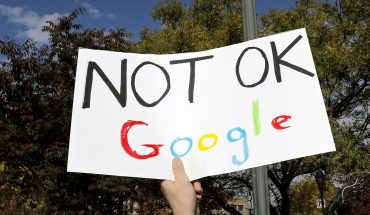 Google cracks down on political speech among its workforce
