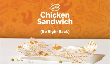 Popeyes announces chicken sandwich has sold out month early, expected to be gone by end of week