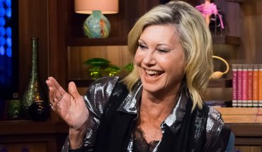 Olivia Newton-John recalls transforming into 'bad Sandy' in 'Grease,' gives fans cancer battle update
