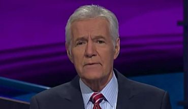 Alex Trebek is 'back in action' after finishing chemo: 'I'm on the mend'