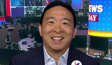 Newly emboldened, Andrew Yang takes jabs at some of his 2020 Democratic rivals