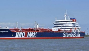 Iran seizes oil tanker carrying 'smuggled fuel' in Persian Gulf, state media reports