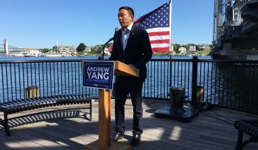 Andrew Yang predicts he will double campaign cash haul in third quarter