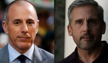 """What appears to be a fictional version of former NBC News host Matt Lauer is played by Steve Carell in """"The Morning Show."""""""