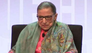 Ruth Bader Ginsburg: I'm 'alive and on my way to being very well'