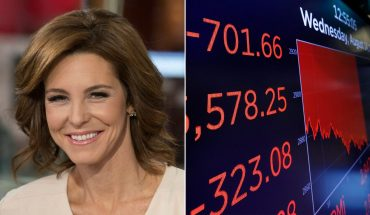 MSNBC anchor on possible economic downturn : 'About time we get a recession'