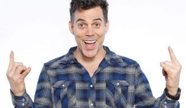 Comedian Steve-O poses during his appearance at The Ice House Comedy Club on January 14, 2018 in Pasadena, California.