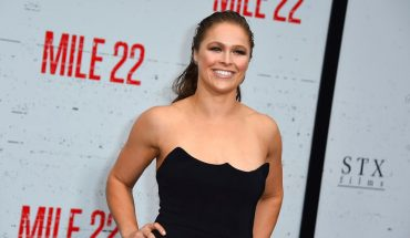 Ronda Rousey reveals she nearly severed her finger while filming TV show: 'Freak accident'