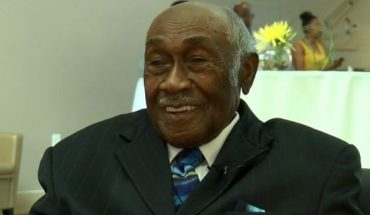 Thomas Franklin Vaughns -- a Tuskegee Airman mechanic -- was presented with a series of medals this week for his military service, which included involvement in World War II and the Korean War.