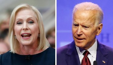 Pollster: Gillibrand's attempt to take down Biden over support for working moms backfires