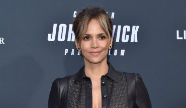 Halle Berry enjoys 'some me time' as she stuns in a sheer swimsuit
