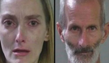 Moranda Young, left, and Eugene Bergener faced charges after investigators said they found four young girls living with them in a cockroach-infested home.