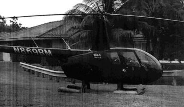 Kfir Baranes was cited for landing this Robinson R44 Raven II in a backyard in Coral Springs, Florida. He is fighting the citation.<br><br>