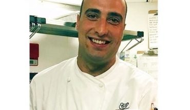 Andrea Zamperoni, a chef at a popular restaurant in New York