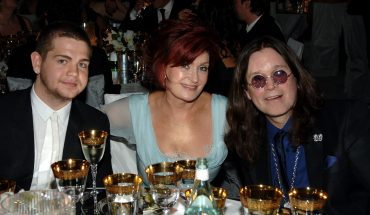 Sharon Osbourne discusses being the 'stability' her granddaughters need following divorce of her son, Jack