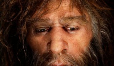 Hyperrealistic face of a Neanderthal male is displayed in a cave in the new Neanderthal Museum in the northern Croatian town of Krapina. (OnNewsToday)