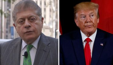 Judge Andrew Napolitano: In Ukraine call, Trump apparently personally and directly committed a crime