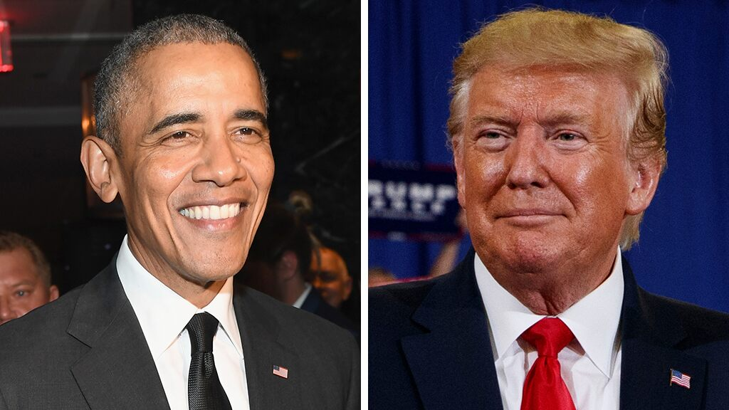 Watch: Trump reveals why he is happy to be less popular internationally than Obama
