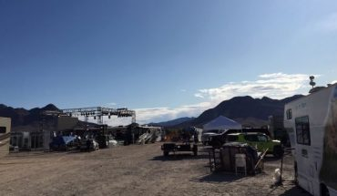 """The """"Area 51 Basecamp"""" second day was canceled due to low turnout on Friday."""