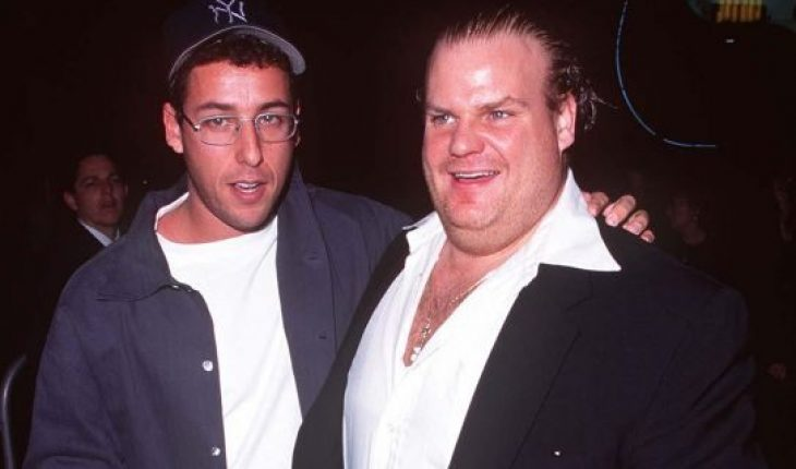 Adam Sandler and Chris Farley were mentioned by name during Lorne Michaels