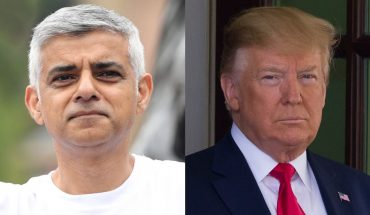 London mayor Sadiq Khan rips Trump for managing Hurricane Dorian emergency response while 'out on the golf course'