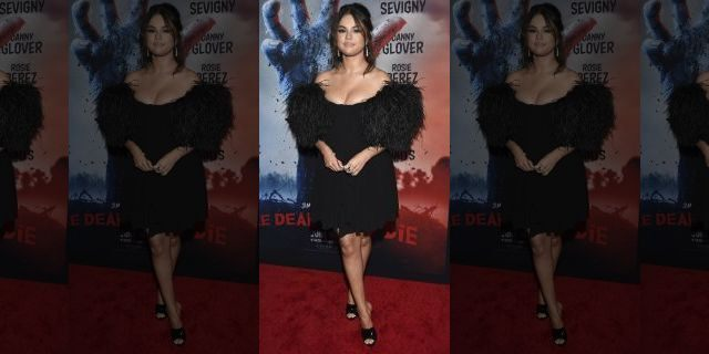 """Actress Selena Gomez at the premiere of """"The Dead Don't Die,"""" at the Museum of Modern Art in New York City this past June <a class="""