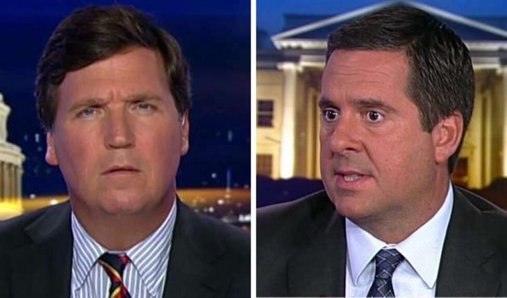 Devin Nunes slams Dems' impeachment inquiry as 'not real': 'It's a partisan adventure'