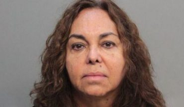 """Ena Boulton, 60,was arrested Thursday, more than a year after she allegedly injected Mariela Alonso with Bio Alcamid.<br data-cke-eol=""""1"""">"""