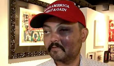 New Jersey man allegedly beaten over MAGA hat claims NYC art pop-up got his attackers drunk
