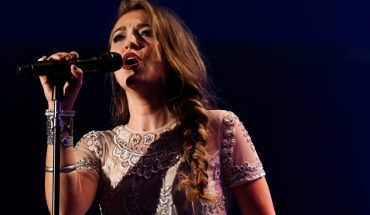 Lauren Daigle's Christian song just broke the record with 62 weeks at No. 1 in the category