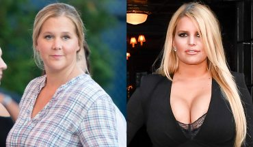 Jessica Simpson responds to Amy Schumer poking fun at her 100-lbs weight loss