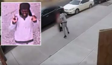 New York City man sought for breaking jaw of woman, 71, in 'unprovoked' attack: police