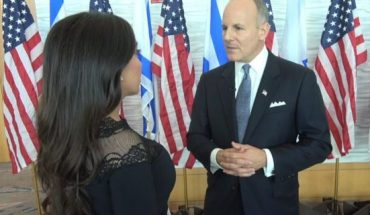 In an exclusive interview with Fox News at the Israeli American Council summit in Hollywood, Florida, U.S. Special envoy to Monitor and Combat anti-Semitism Elan Carr outlined what the Trump administration is doing to curb the problem.