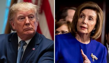Trump calls articles of impeachment 'weak' and only reason Dems agreed to USMCA