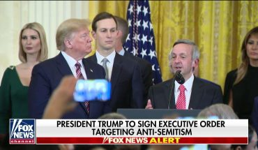 Jason Greenblatt: Trump order to fight anti-Semitism at colleges shows he strongly supports Jews and Israel
