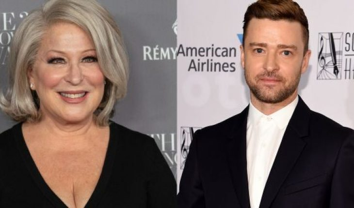 "Bette Midler called out Justin Timberlake on Twitter on Monday, asking when is ""Janet Jackson"