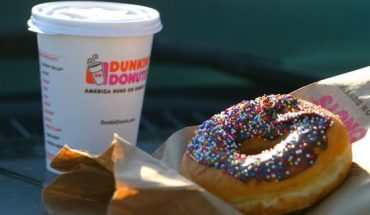 Det. Andrew Martin claims a Dunkin