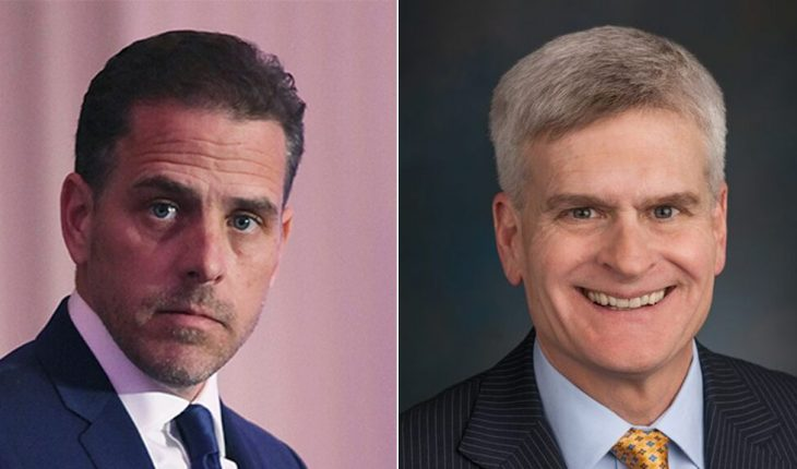 Sen. Bill Cassidy says Republicans might call Hunter Biden as witness in impeachment trial