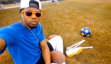 New England Patriots sign kicker from viral trick-shot videos to practice squad